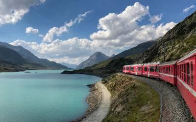Faszination Schweizer Bergbahnen